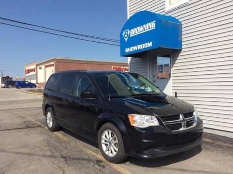 2014 Dodge Grand Caravan for sale at Browning Chevrolet in Eminence KY