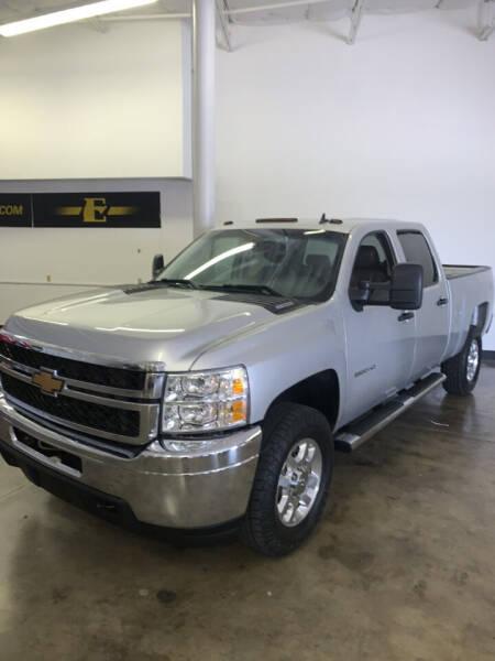 2014 Chevrolet Silverado 2500HD for sale at E-Auto Groups in Dallas TX