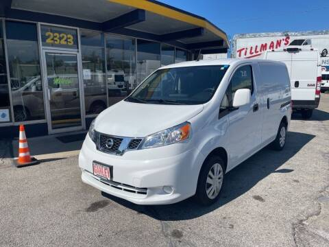 2018 Nissan NV200 for sale at Connect Truck and Van Center in Indianapolis IN