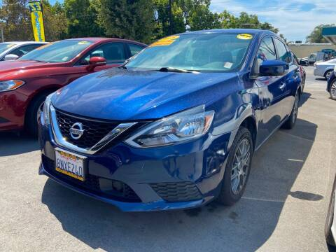 2018 Nissan Sentra for sale at ALL CREDIT AUTO SALES in San Jose CA