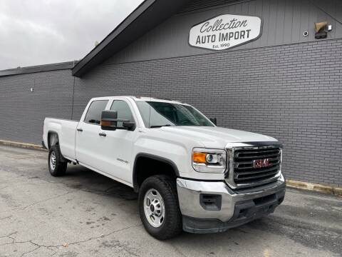 2017 GMC Sierra 2500HD for sale at Collection Auto Import in Charlotte NC