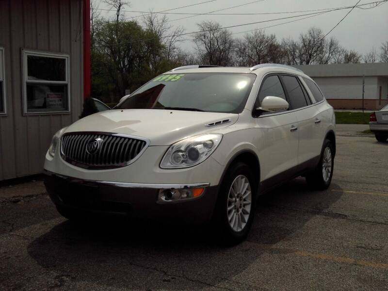 2009 Buick Enclave for sale at Midwest Auto & Truck 2 LLC in Mansfield OH