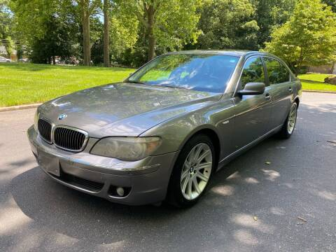 2006 BMW 7 Series for sale at Bowie Motor Co in Bowie MD