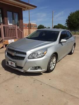 2013 Chevrolet Malibu for sale at CARS4LESS AUTO SALES in Lincoln NE