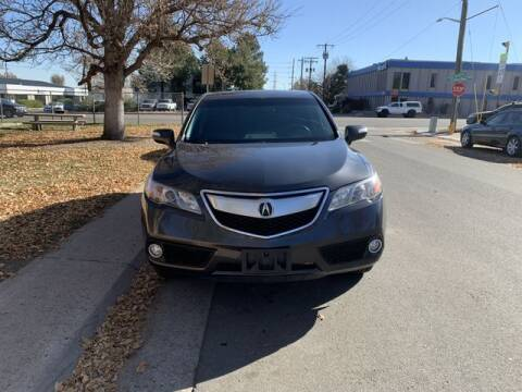 2013 Acura RDX for sale at Auto Brokers in Sheridan CO