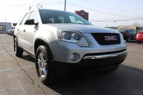 2011 GMC Acadia for sale at B & B Car Co Inc. in Clinton Twp MI