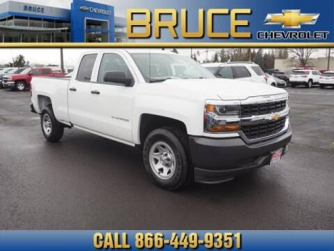 2019 Chevrolet Silverado 1500 LD for sale at Medium Duty Trucks at Bruce Chevrolet in Hillsboro OR
