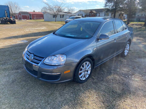 2005 Volkswagen Jetta for sale at US5 Auto Sales in Shippensburg PA