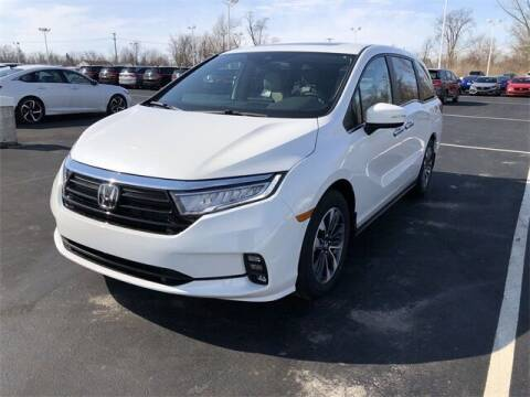 2022 Honda Odyssey for sale at White's Honda Toyota of Lima in Lima OH