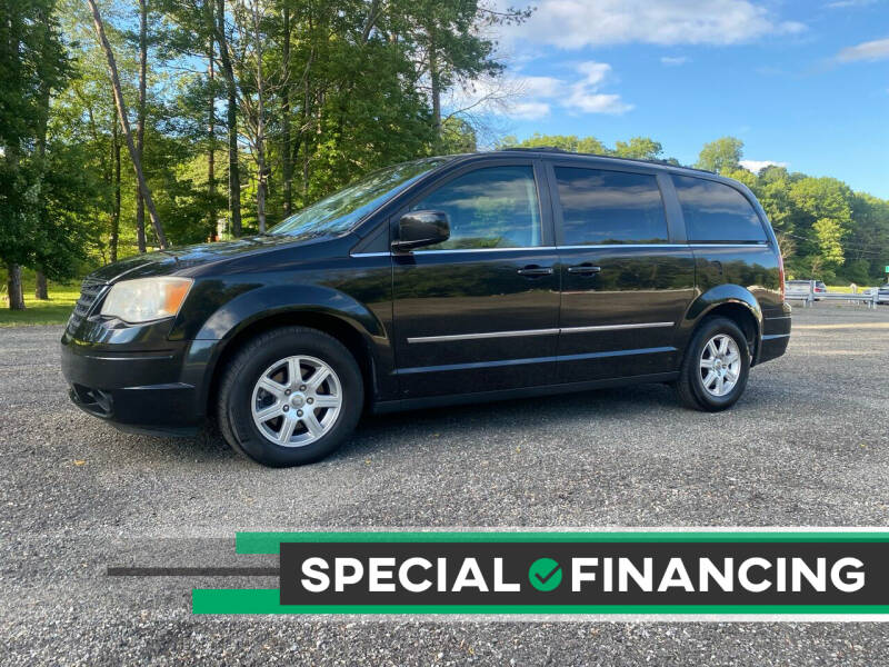 2010 Chrysler Town and Country for sale at QUALITY AUTOS in Newfoundland NJ