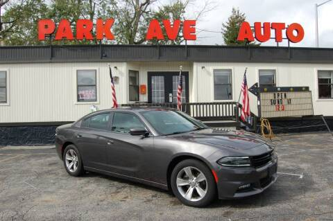2015 Dodge Charger for sale at Park Ave Auto Inc. in Worcester MA