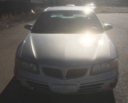 2000 Pontiac Bonneville for sale at G.K.A.C. Car Lot in Twin Falls ID