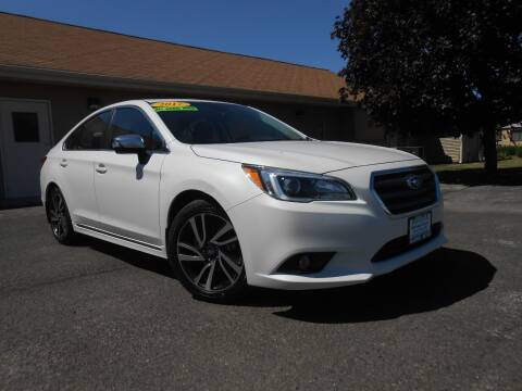 2017 Subaru Legacy for sale at McKenna Motors in Union Gap WA