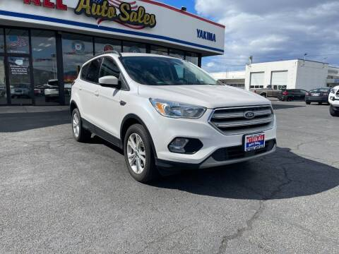 2018 Ford Escape for sale at Better All Auto Sales in Yakima WA