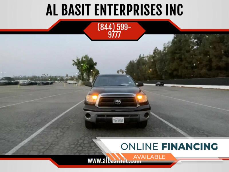2010 Toyota Tundra for sale at AL BASIT ENTERPRISES INC in Riverside CA