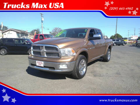 2011 RAM Ram Pickup 1500 for sale at Trucks Max USA in Manteca CA