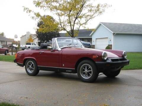 1976 MG Midget for sale at Haggle Me Classics in Hobart IN