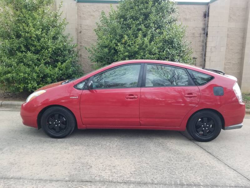 2007 Toyota Prius for sale at Hollingsworth Auto Sales in Wake Forest NC