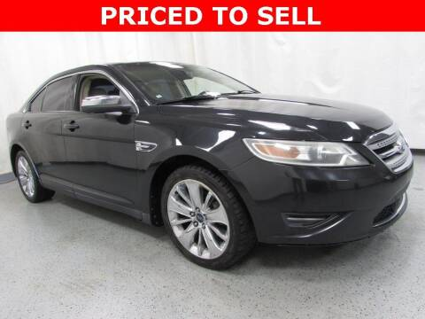 2010 Ford Taurus for sale at MATTHEWS HARGREAVES CHEVROLET in Royal Oak MI