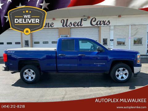 2014 Chevrolet Silverado 1500 for sale at Autoplex 3 in Milwaukee WI