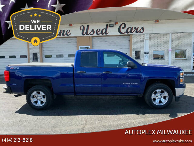 2014 Chevrolet Silverado 1500 for sale at Autoplex 2 in Milwaukee WI