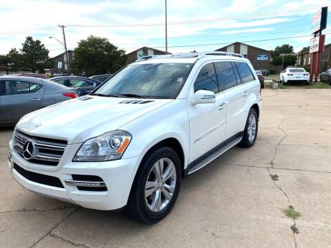 2012 Mercedes-Benz GL-Class for sale at Car Gallery in Oklahoma City OK