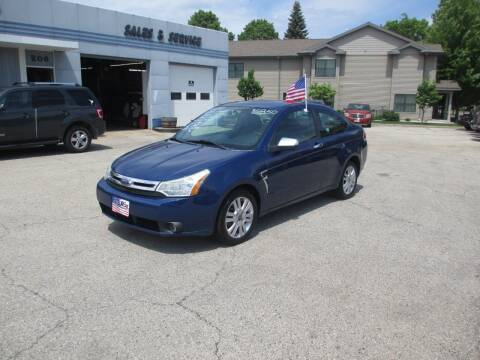 2008 Ford Focus for sale at Cars R Us Sales & Service llc in Fond Du Lac WI