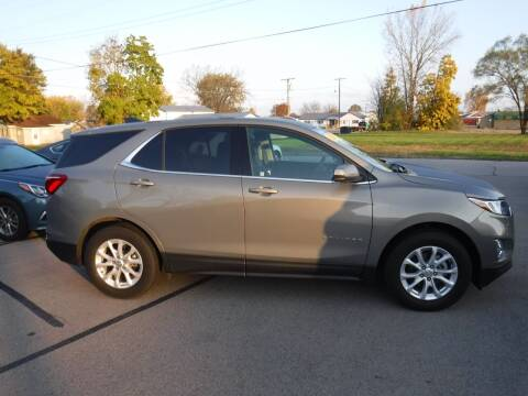 2019 Chevrolet Equinox for sale at Dave's Car Corner in Hartford City IN