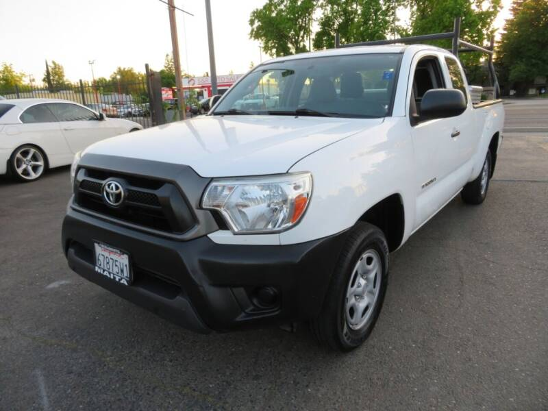 2014 Toyota Tacoma for sale at KAS Auto Sales in Sacramento CA