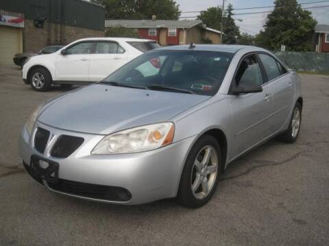 2009 Pontiac G6 for sale at ELITE AUTOMOTIVE in Euclid OH