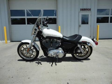 2013 HARLEY DAV XL883L for sale at Quality Motors Inc in Vermillion SD