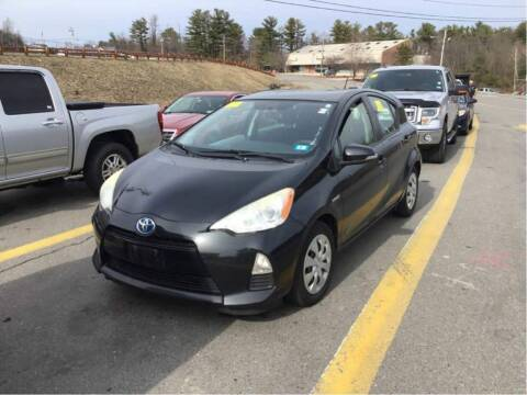 2012 Toyota Prius c for sale at Elite Pre-Owned Auto in Peabody MA