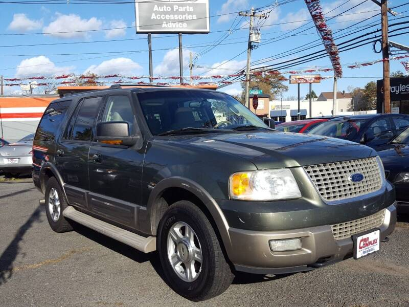 2003 Ford Expedition for sale at Car Complex in Linden NJ
