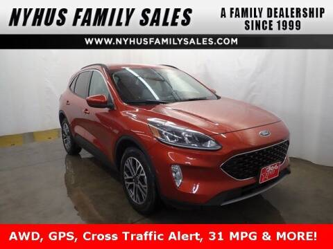 2020 Ford Escape for sale at Nyhus Family Sales in Perham MN