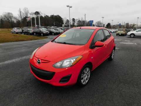 2013 Mazda MAZDA2 for sale at Paniagua Auto Mall in Dalton GA