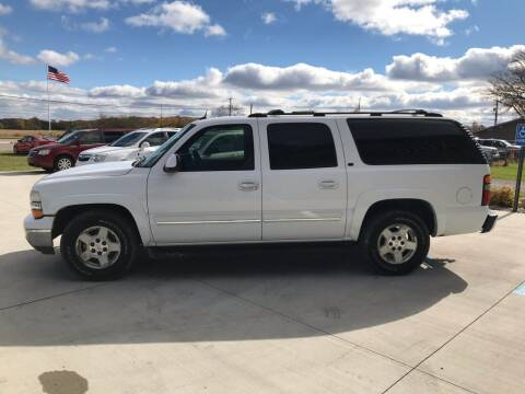 2004 Chevrolet Suburban for sale at The Auto Depot in Mount Morris MI
