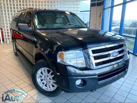 2011 Ford Expedition EL for sale at iAuto in Cincinnati OH