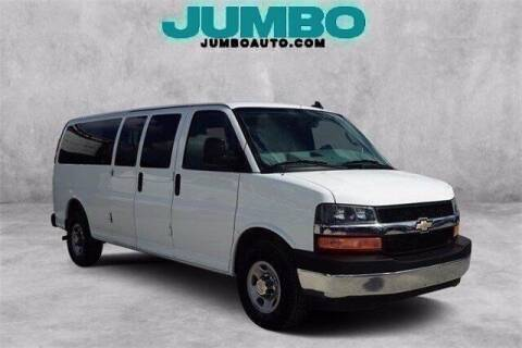 2017 Chevrolet Express Passenger for sale at JumboAutoGroup.com in Hollywood FL