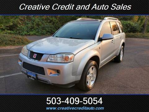2006 Saturn Vue for sale at Creative Credit & Auto Sales in Salem OR