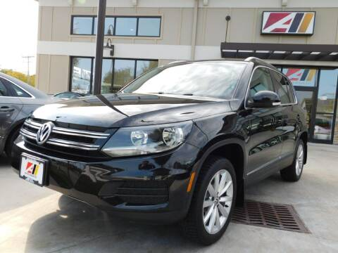 2017 Volkswagen Tiguan for sale at Auto Assets in Powell OH