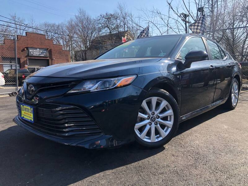 2018 Toyota Camry for sale at Elis Motors in Irvington NJ