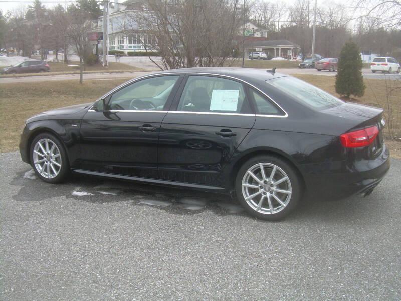 2015 Audi A4 for sale at AUTOHAUS in South Burlington VT