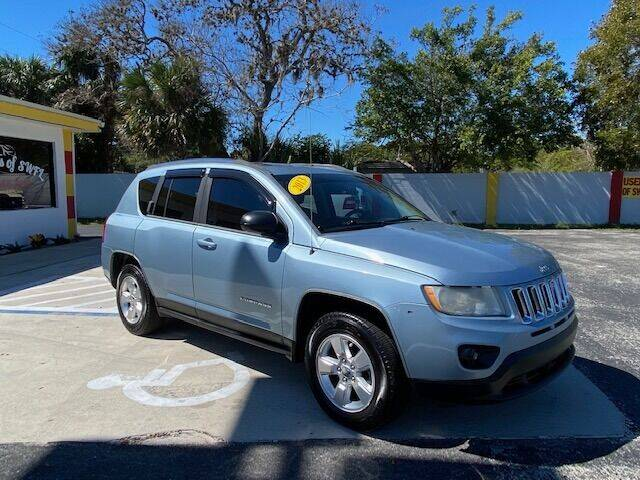 2013 Jeep Compass for sale at Used Cars of SWFL in Fort Myers FL
