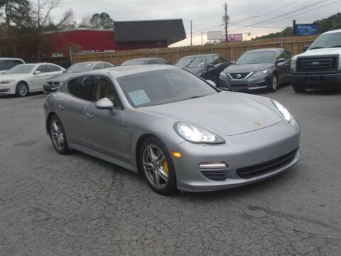 2012 Porsche Panamera for sale at AutoStar Norcross in Norcross GA