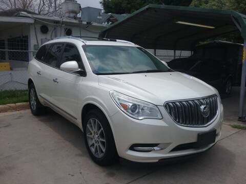2014 Buick Enclave for sale at Express AutoPlex in Brownsville TX