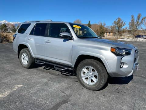 2016 Toyota 4Runner for sale at Salida Auto Sales in Salida CO