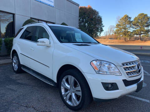 2011 Mercedes-Benz M-Class for sale at CarWay in Memphis TN