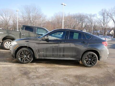 2018 BMW X6 for sale at Park Place Motor Cars in Rochester MN