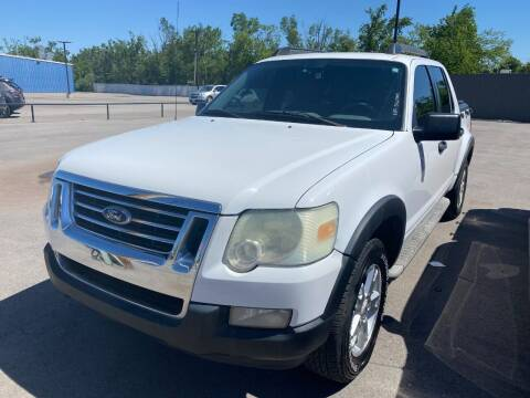 2007 Ford Explorer Sport Trac for sale at Auto Solutions in Warr Acres OK