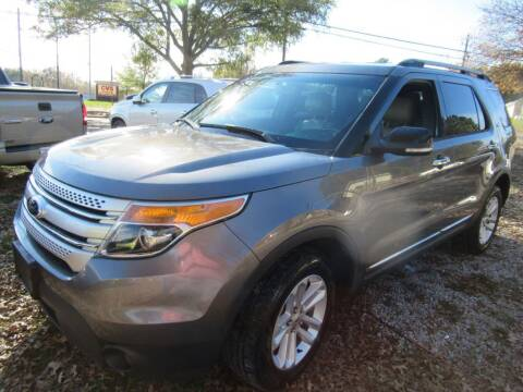 2013 Ford Explorer for sale at Dallas Auto Mart in Dallas GA